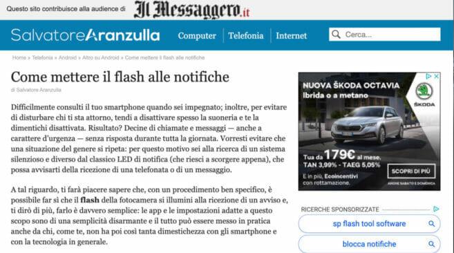 Salvatore Aranzulla Sito Web