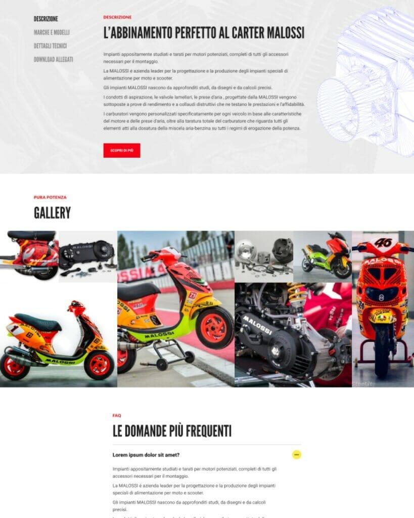 Malossi Com Desktop 4 Screen 10